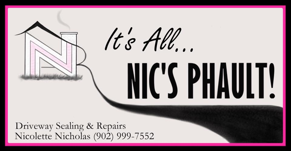 It's All Nic's Phault Driveway Sealing and Repairs