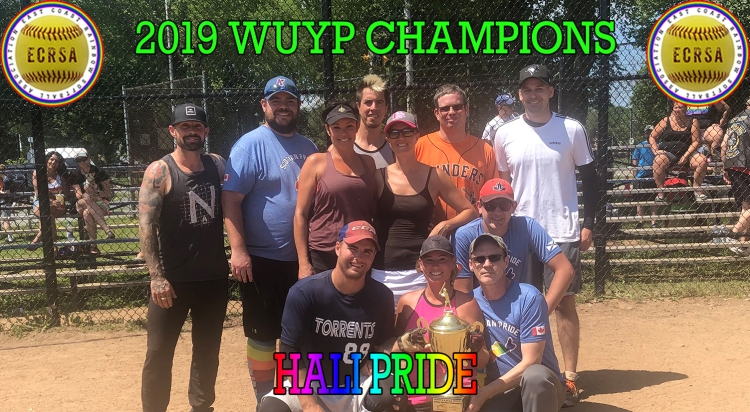 2019 WUYP CHAMPS